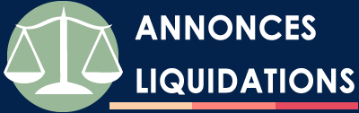Annonces commerces et opportunités liquidation judiciaire